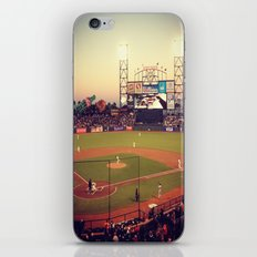 at&t park iPhone & iPod Skin