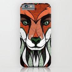 Fox // Colored iPhone 6 Slim Case