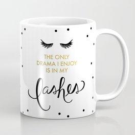 Lash Drama Coffee Mug