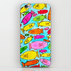 Fish Frenzy iPhone Skin