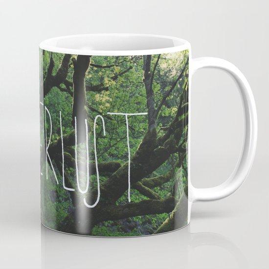 Wanderlust Mug