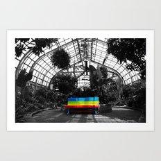 Rainbow Art Print