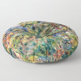 Le Beal - Digital Remastered Edition Floor Pillow
