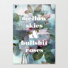 Mellow Skies Canvas Print