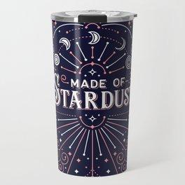 Stardust – Navy & Blush Palette Travel Mug
