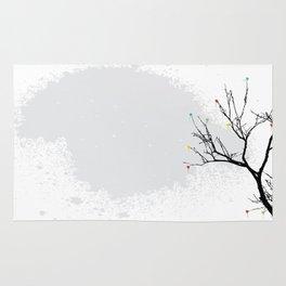 Painting Tree Rug