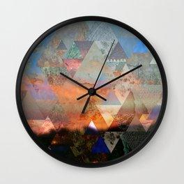 Once Upon A Wakarusa Wall Clock