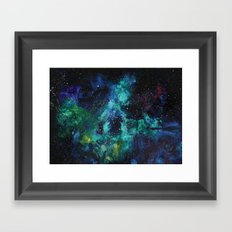 Gerling Green Framed Art Print