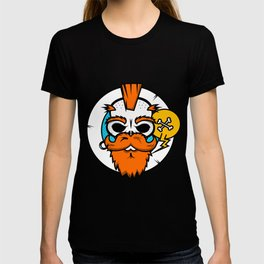 Hipster Scull T-shirt