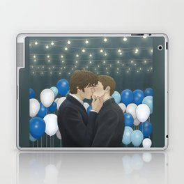 Kiss Me Slowly Laptop & iPad Skin