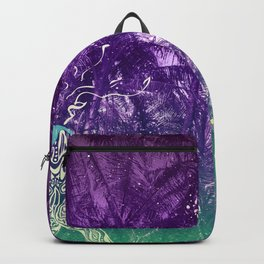 Yes, you can go wild now Backpack