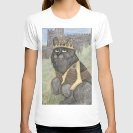 King Kitty Cat T-shirt
