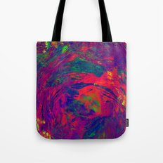 Color Mix 2 Tote Bag