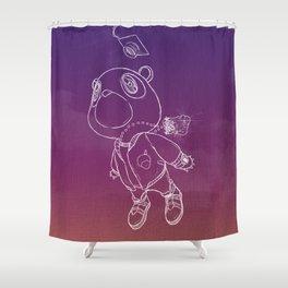 Stronger. Shower Curtain