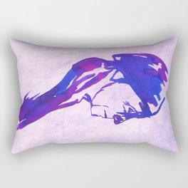 Old lady Rectangular Pillow
