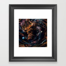Last Patrol Framed Art Print
