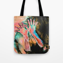 Touching water ground Tote Bag