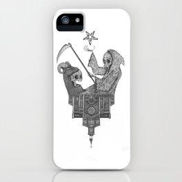 Grim Church iPhone Case