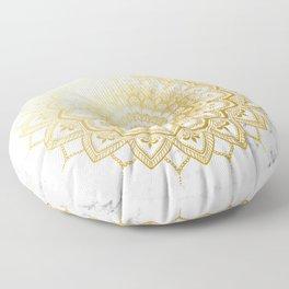 Pleasure Gold Floor Pillow
