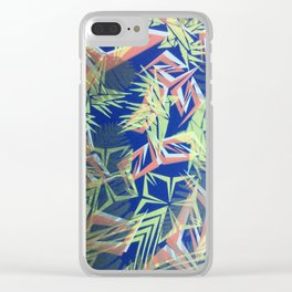 A Tumultuous Dinner Party Clear iPhone Case