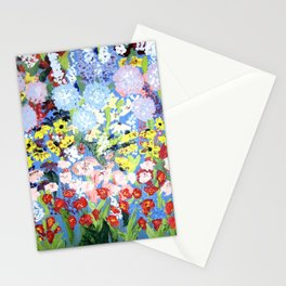 then comes spring Stationery Cards