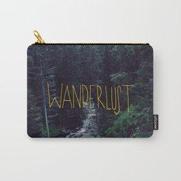 Wanderlust: Rainier Creek Carry-All Pouch
