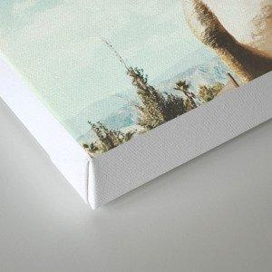 dino daze Canvas Print