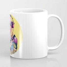 Military Bubblegum Coffee Mug