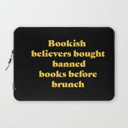bookish believers Laptop Sleeve