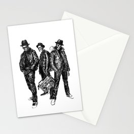 the Legend of Hip Hop Stationery Cards