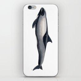 Melon-headed whale iPhone Skin