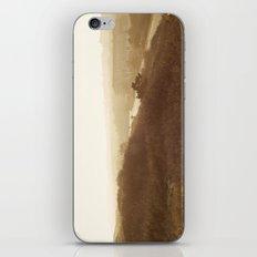 Montauk, NY Sunset Haze iPhone & iPod Skin