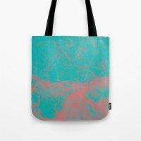 underwater Tote Bags featuring underwater by JG-DESIGN