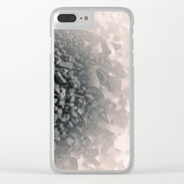 """""""The Takeover"""" Clear iPhone Case"""
