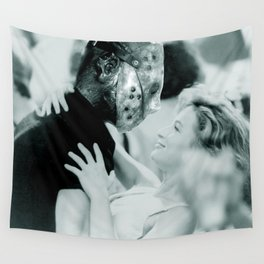 Jason Vorhees in Dirty Dancing Wall Tapestry