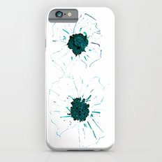 Green daisy Slim Case iPhone 6s