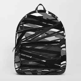 sawtooth bars Backpack