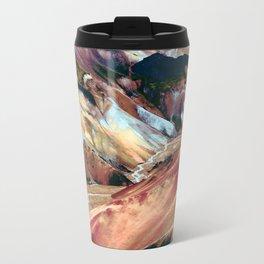 Mountain 22 Metal Travel Mug
