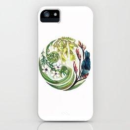 Kiwiana Wreath iPhone Case