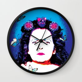 My Mother Wall Clock