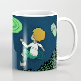 Adventure to the Unknown Coffee Mug