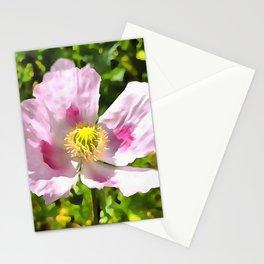 Papaver Somniferum Opium Poppy Stationery Cards