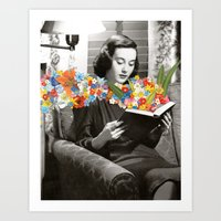books Art Prints featuring Books by Ben Giles