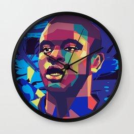 Kante on WPAP Pop Art Wall Clock