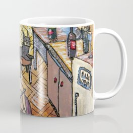 Evening in St. Petersburg Coffee Mug
