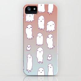 Lil Ghosties iPhone Case