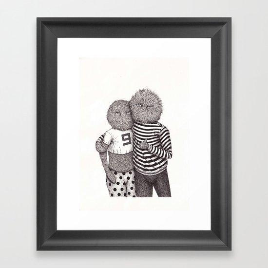 You've Done Well Framed Art Print