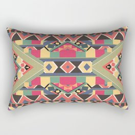 B / O / L / D Rectangular Pillow