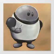 Romanticbot Canvas Print