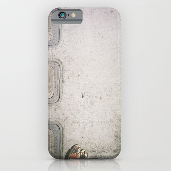Three Water Sewers iPhone & iPod Case